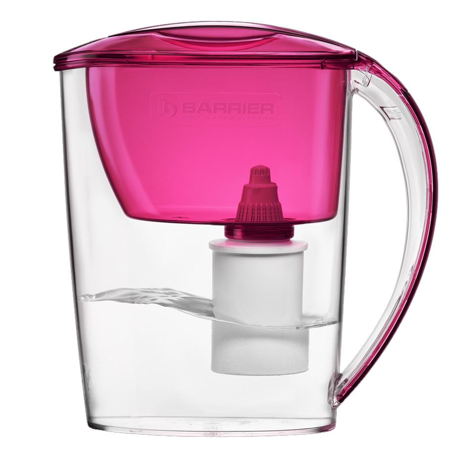 Bình nước màu tím