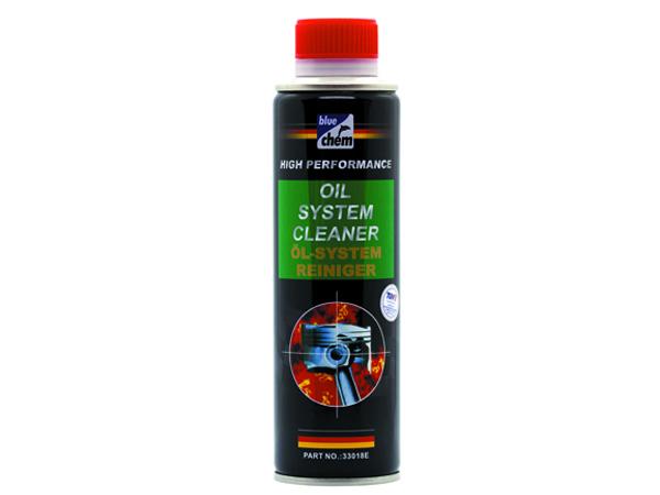 Dung dịch súc rửa động cơ cho xe hơi, xe máy Bluechem Oil System Cleaner
