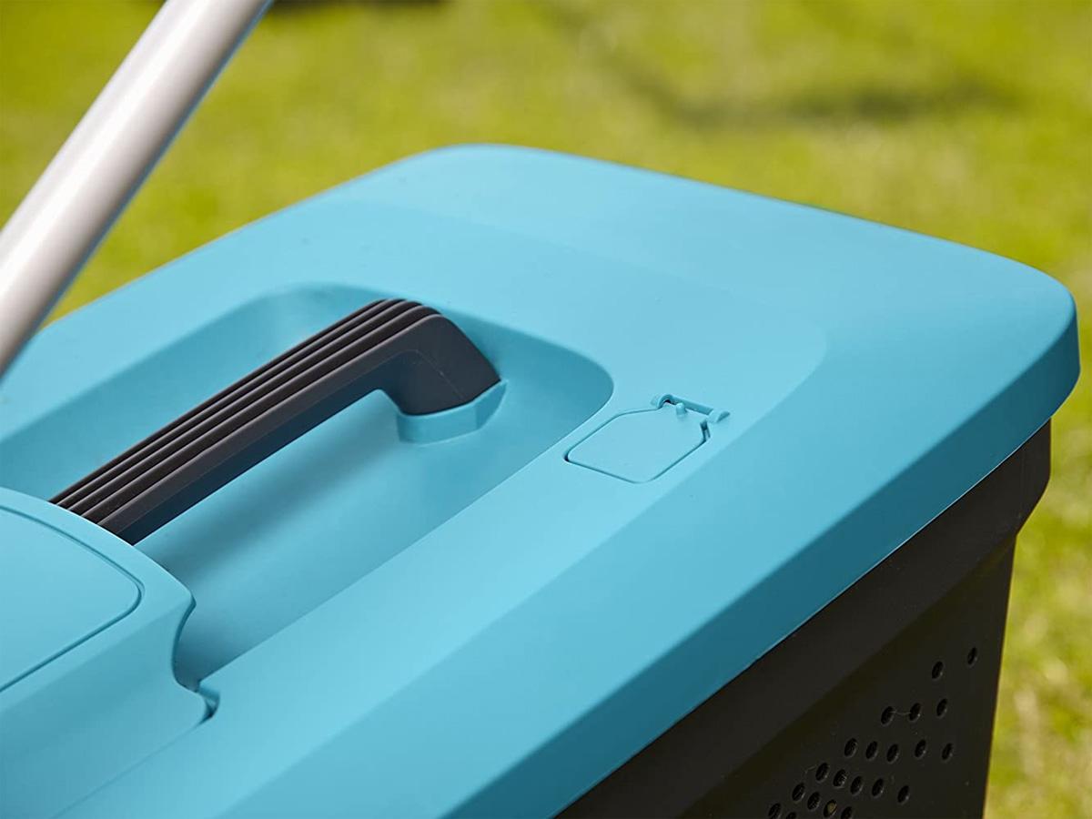 Máy cắt cỏ chạy điện Gardena 30 lít