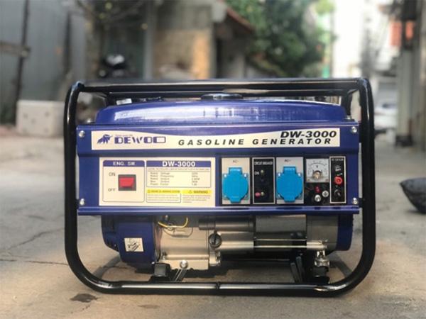 Máy phát điện Dewoo DW-3000E