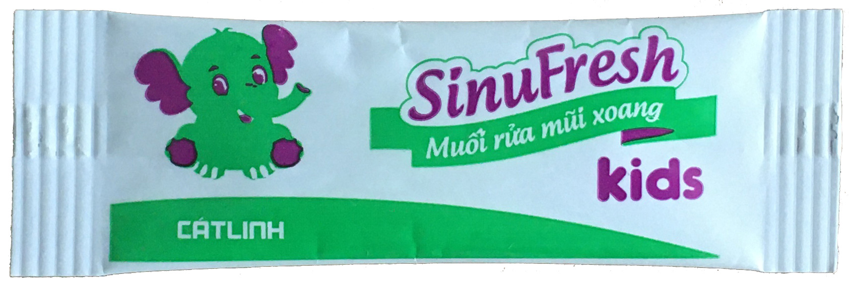 Gói muối SinuFresh Kids