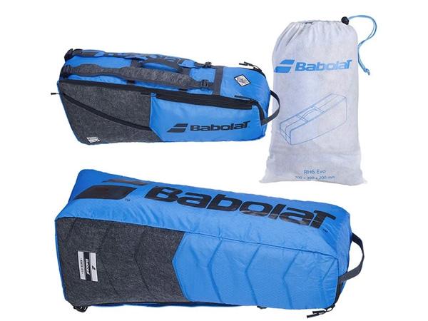 Hình ảnh túi tennis Babolat 2 ngăn nhỏ EVO X6 (751209)