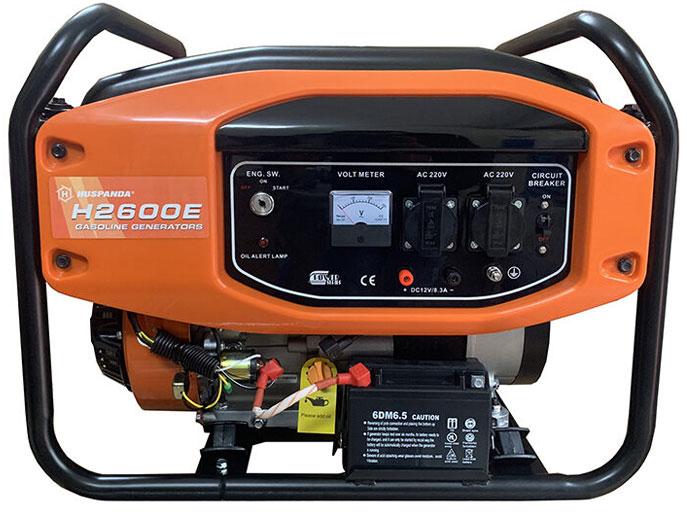 Máy phát điện chạy xăng