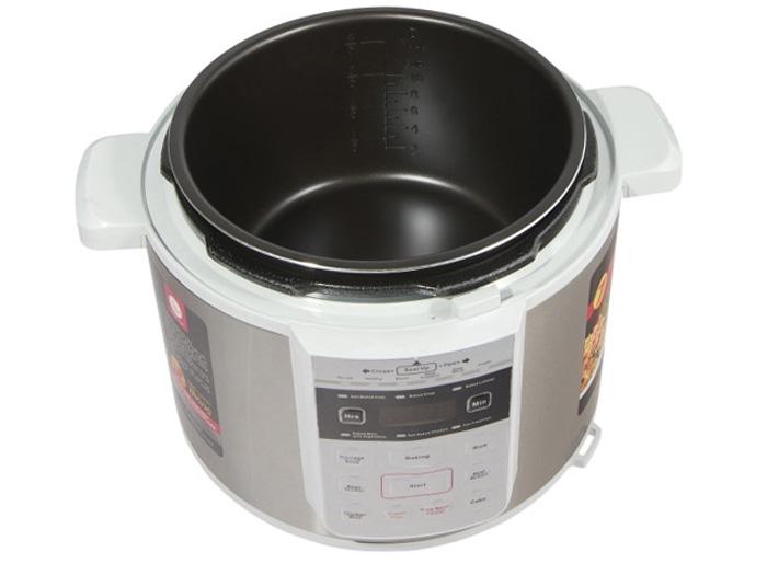 Nồi áp suất điện Smart Cook