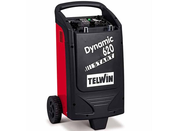 Hình ảnh máy sạc ắc quy Telwin Dynamic 620 Start