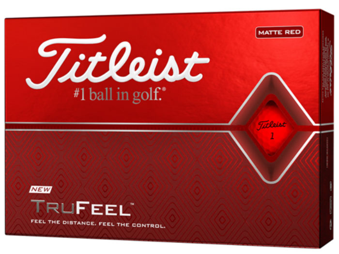 Bóng golf Titleist TRUFEEL