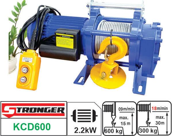 Stronger KCD 600