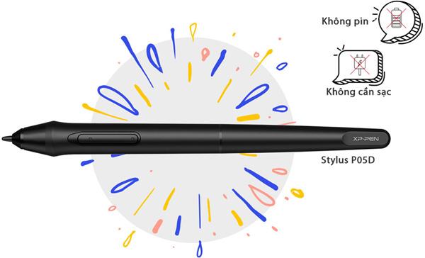 Bảng vẽ điện tử XP-Pen Deco Mini 4