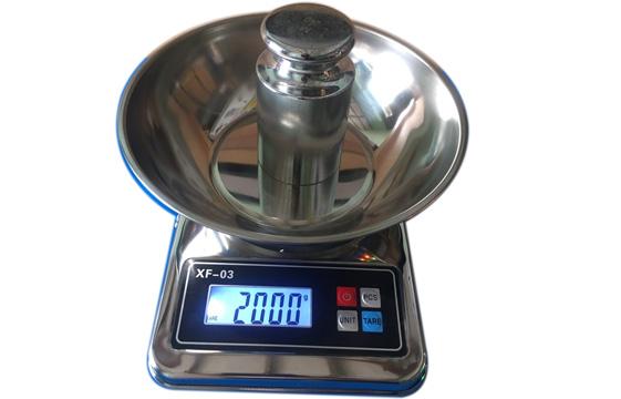 Cân điện tử mini 5kg Xingfeng