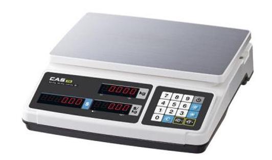 Hình ảnh cân điện tử tính tiền 30kg CAS-PR