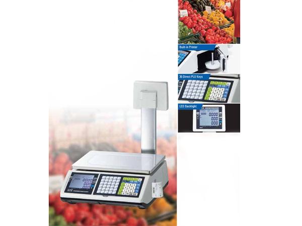 Cân được sử dụng tại siêu thị, cửa hàng rau củ, tạp hóa,...