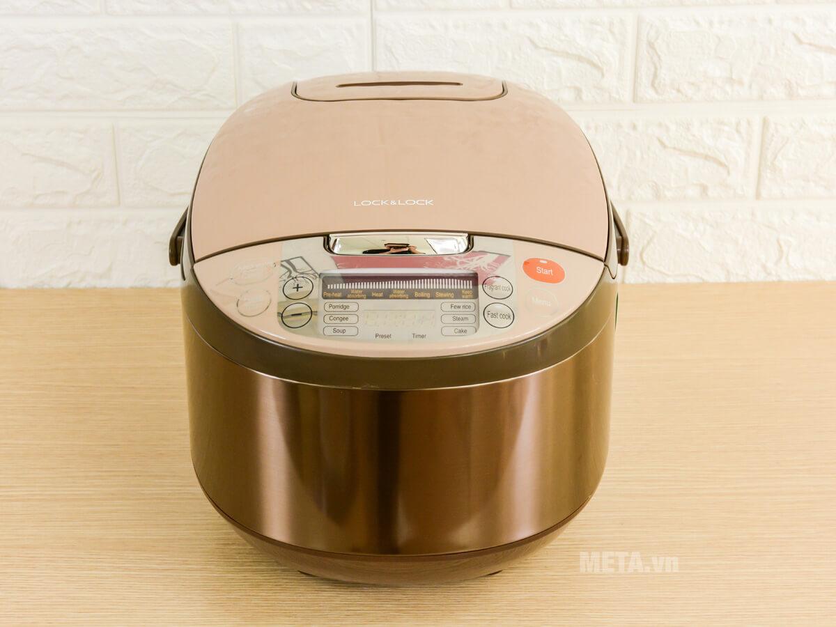 Nồi cơm điện  Lock&Lock EJR156 1.8 lít là lựa chọn hoàn hảo dành cho gia đình bạn