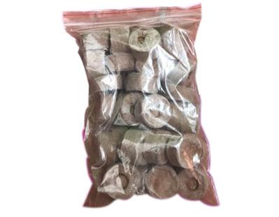 Hình ảnh túi xơ dừa trồng thủy canh (36 viên)