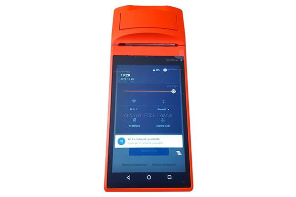 Hình ảnh máy Pos bán hàng cầm tay Sunmi V1S