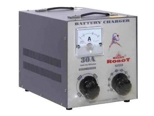 Máy sạc tăng giảm ắc quy Robot BMC 30A