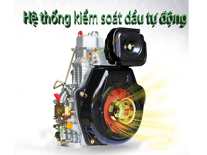 Hệ thống dầu tự động đảm bảo an toàn