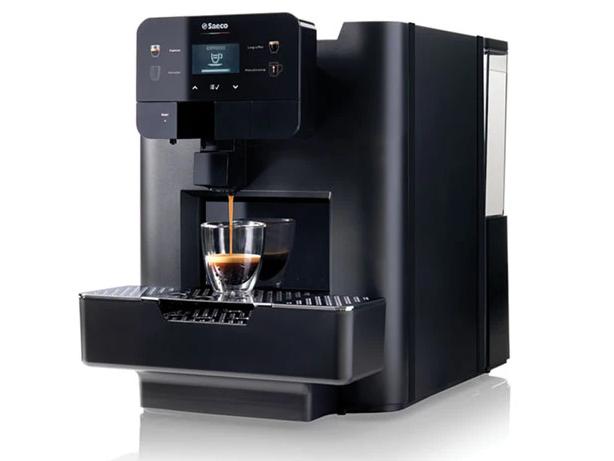 Máy pha cà phê viên nén thiết kế hiện đại