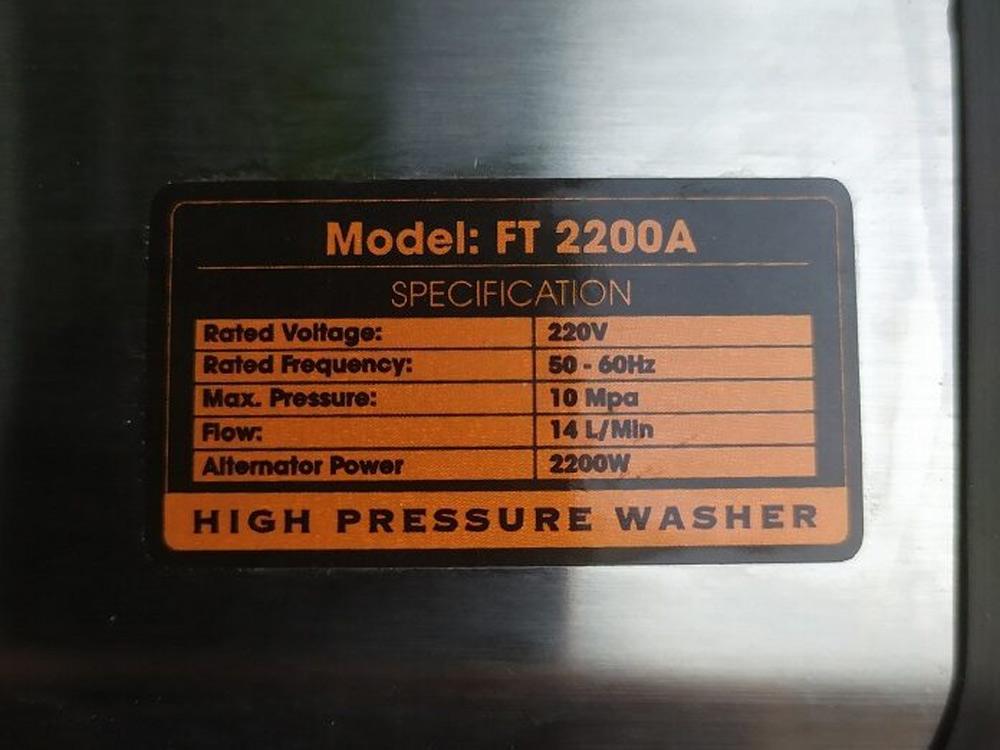 Fanton FT 2200A