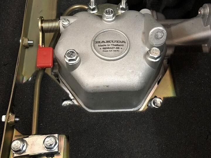 Máy phát điện động cơ dầu