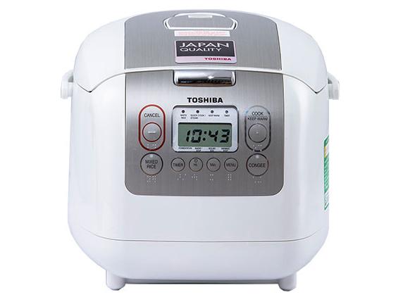 Nồi cơm điện tử 1,8 lít Toshiba RC-18NTFV(W)