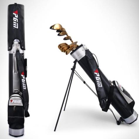 Túi golf màu bạc