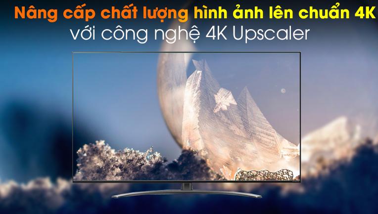 Công nghệ 4K Upscaler