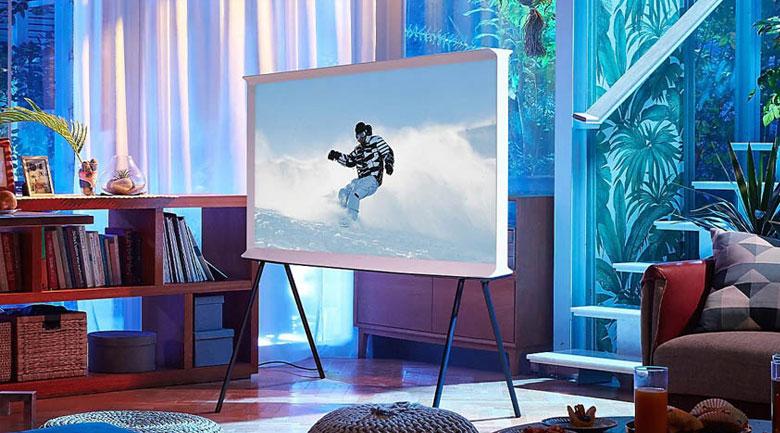 Tivi tích hợp công nghệ Quantum Dot độc quyền của Samsung