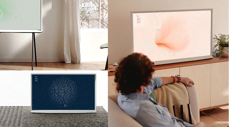 TV cho góc nhìn rộng