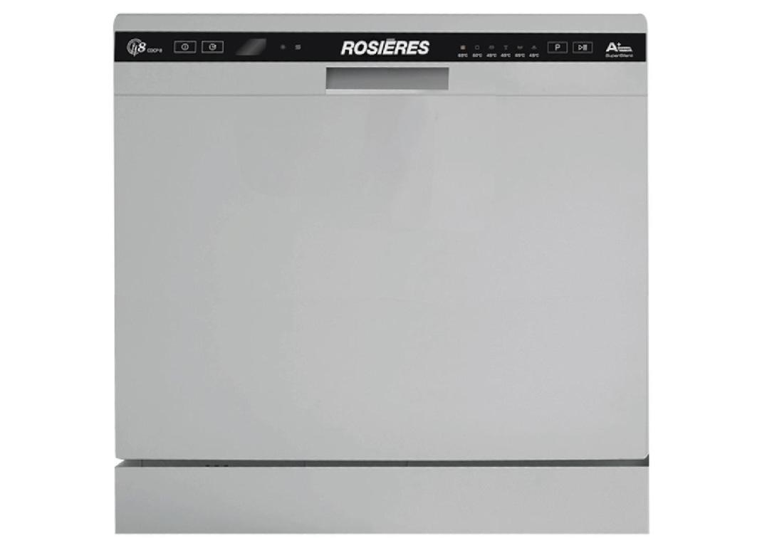 Thiết kế máy rửa bát compact mini Rosieres RDCP8S-04 (8 bộ)