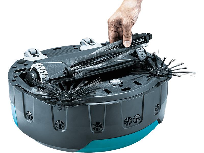 Hình ảnh chổi quét dọn của robot hút bụi Makita