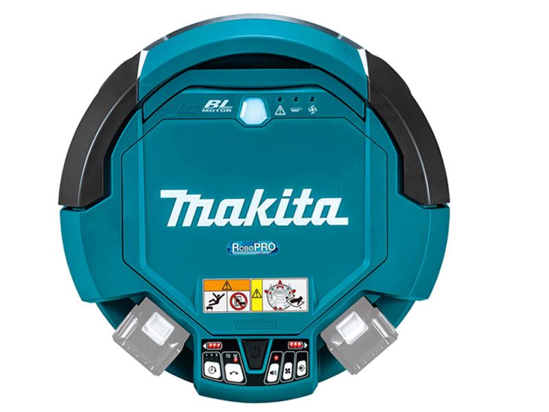Hình ảnh robot hút bụi Makita DRC200Z