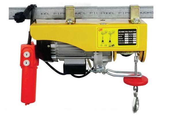 Thiết kế tời điện OTK PA400