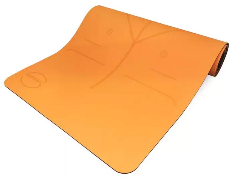 Hình ảnh thảm tập Yoga TPE Sunny 2 lớp 6mm định tuyến TV-01