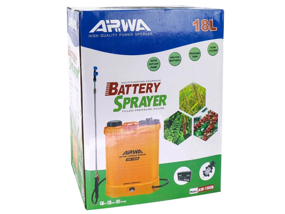 Hộp đựng bình xịt thuốc trừ sâu Arwa