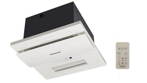 Hình ảnh quạt hút gió sưởi nhiệt Panasonic FV-30BG3
