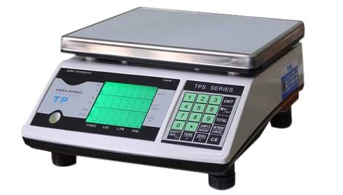 Hình ảnh cân đếm điện tử 30kg độ chia 1g ViBra Shinko TPSC30