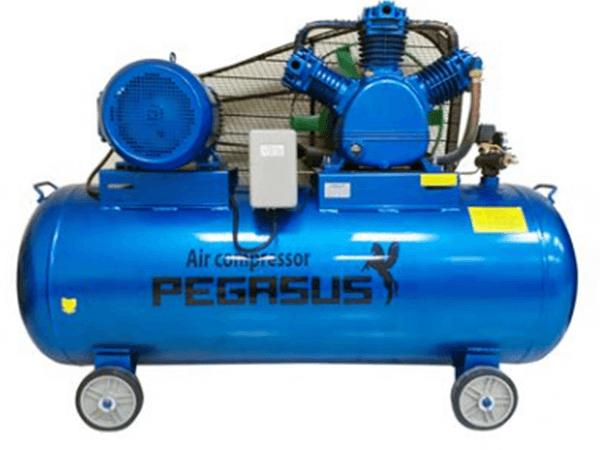 Hình ảnh của máy nén khí dây đai Pegasus TM-W-0.36/8-180L (4HP)
