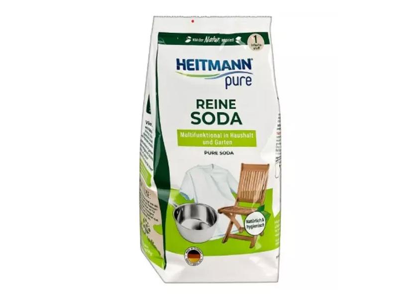 Bột soda tẩy rửa đa năng Heitmann Reine