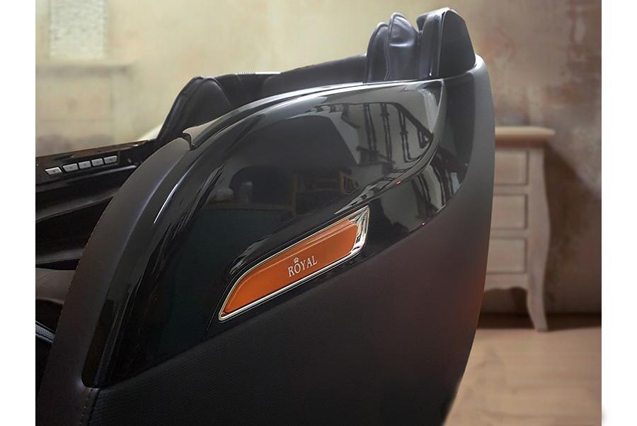 Ghế massage Royal R668 được tích hợp 40 túi khí