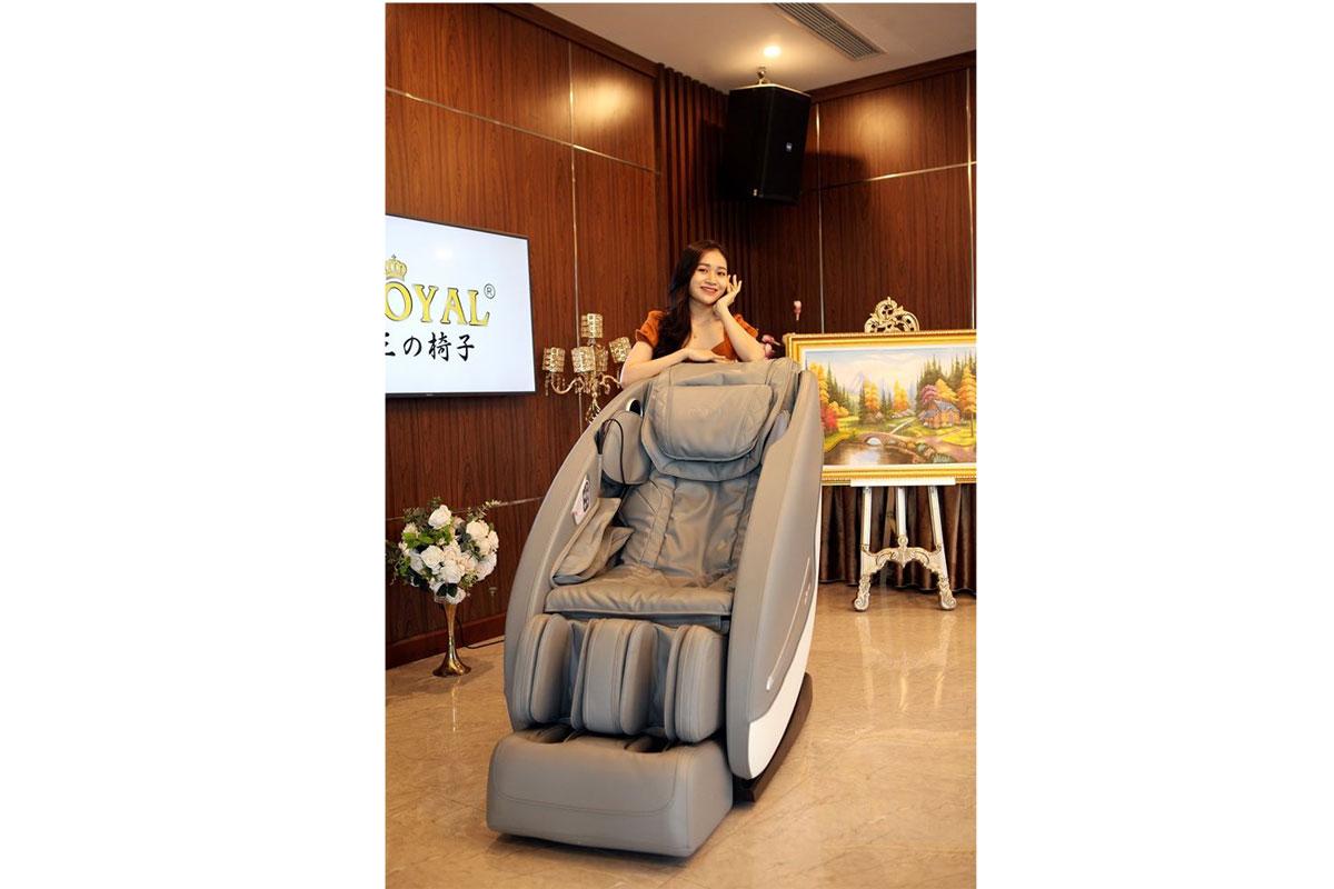 Ghế massage Royal