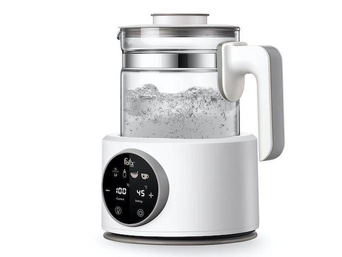 Bình đun nước pha sữa đa năng