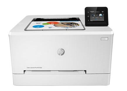 Hình ảnh máy in laser màu HP Color LaserJet Pro M255DW