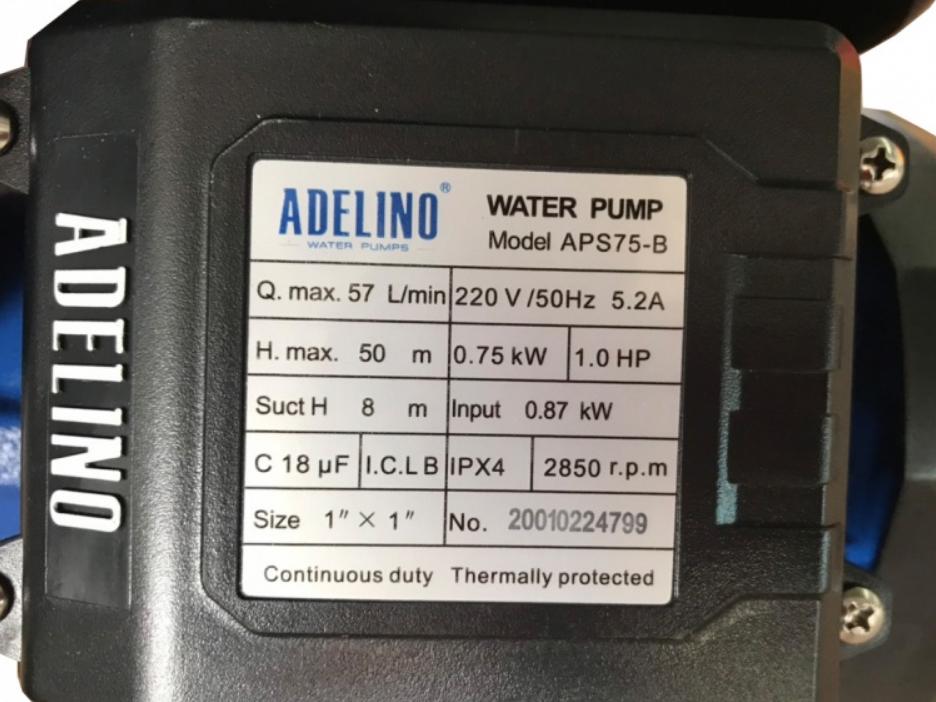 Adelino APS75-B