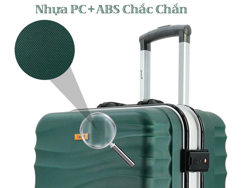 Nhựa ABS và PC cứng cáp