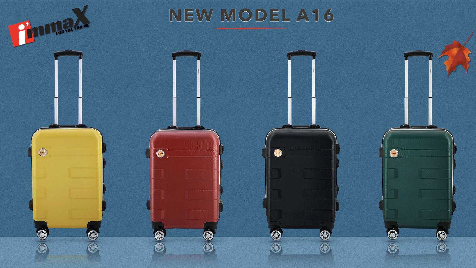 vali khung nhôm i'mmaX A16 20 inch
