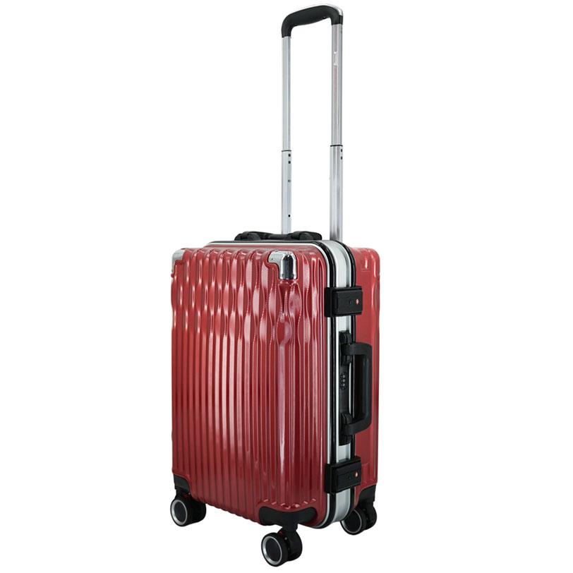 Vali kéo I'mmaX A19 màu đỏ nổi bật