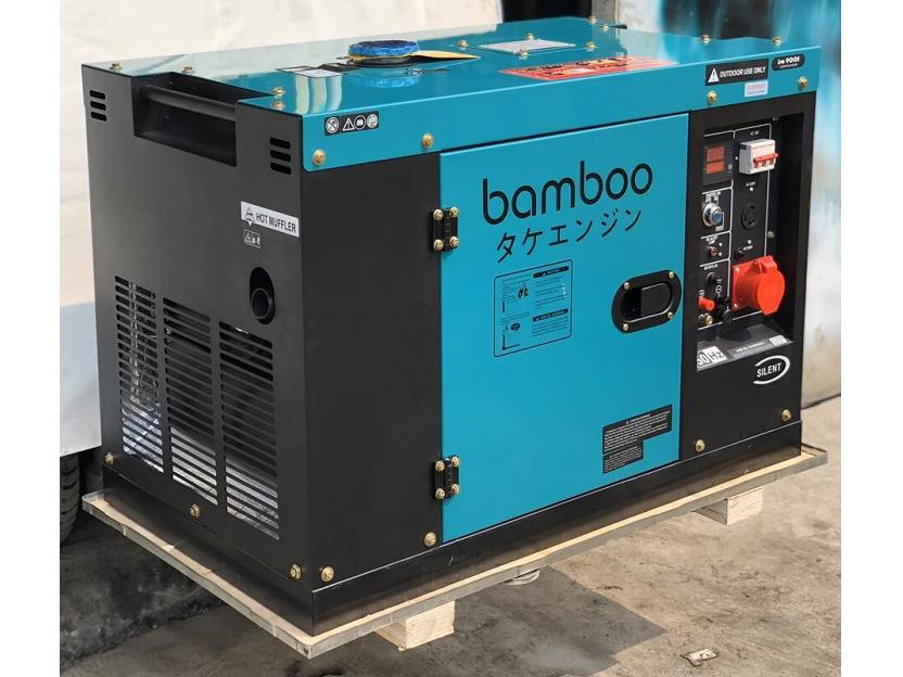 Bamboo 9800ET