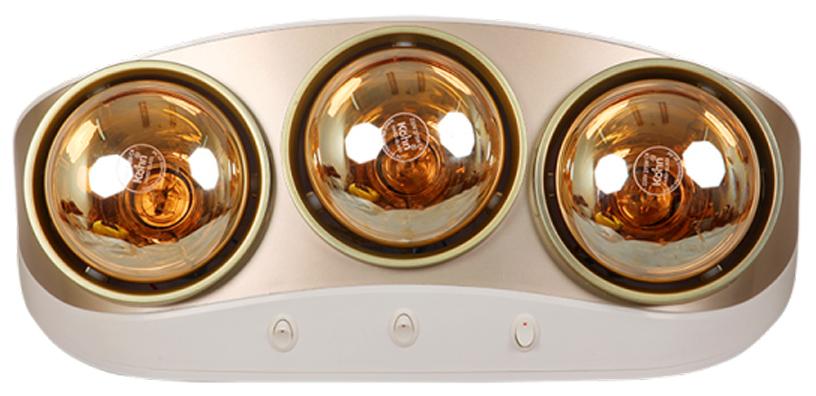 Đèn sưởi nhà tắm Benny BHT-03M