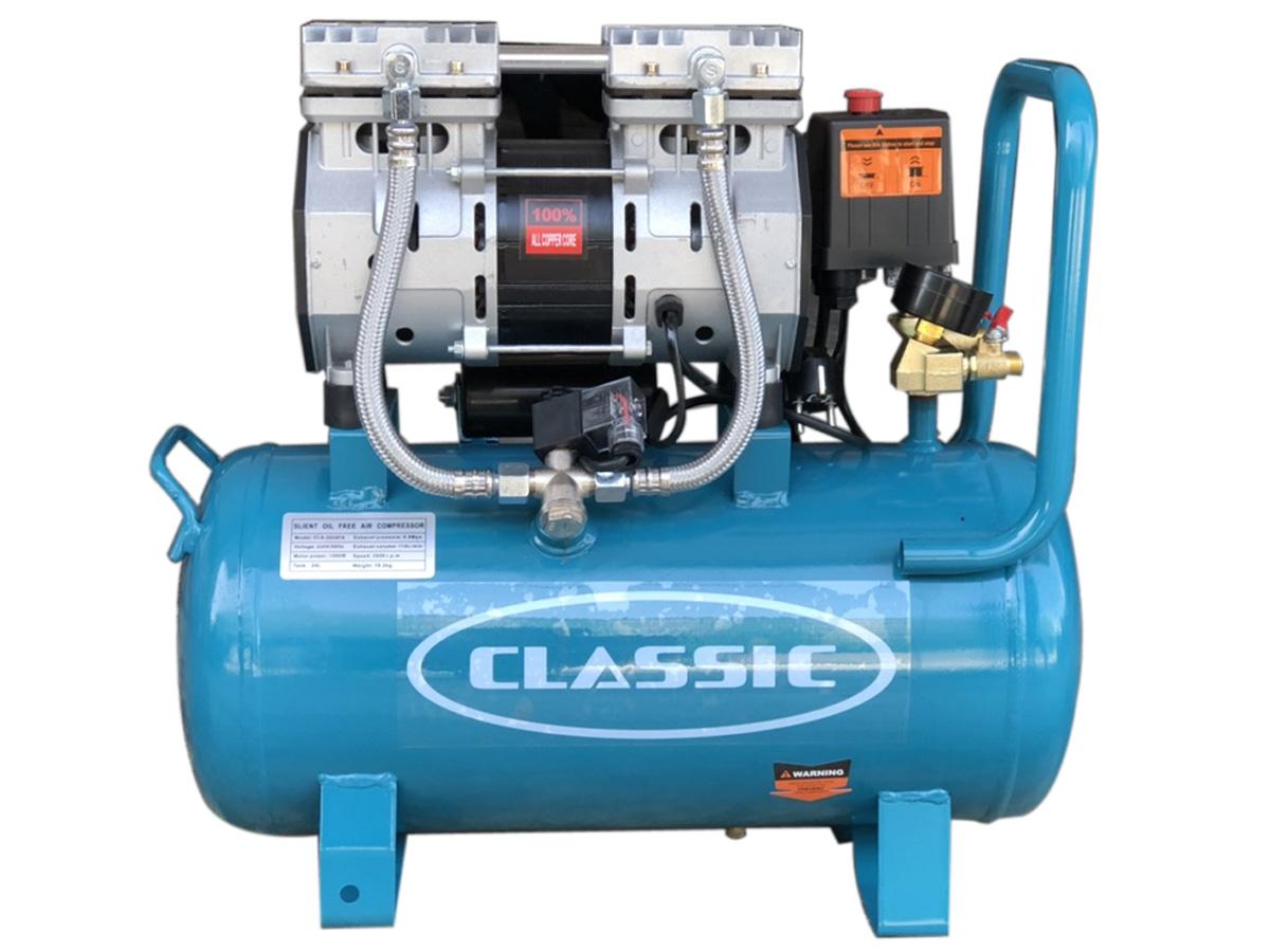Hình ảnh máy nén khí không dầu Classic CLA-2024FA