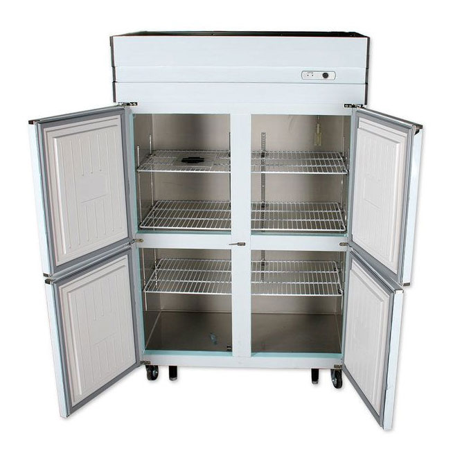 Tủ đông dạng đứng KIS-XD45HRF thiết kế 4 ngăn